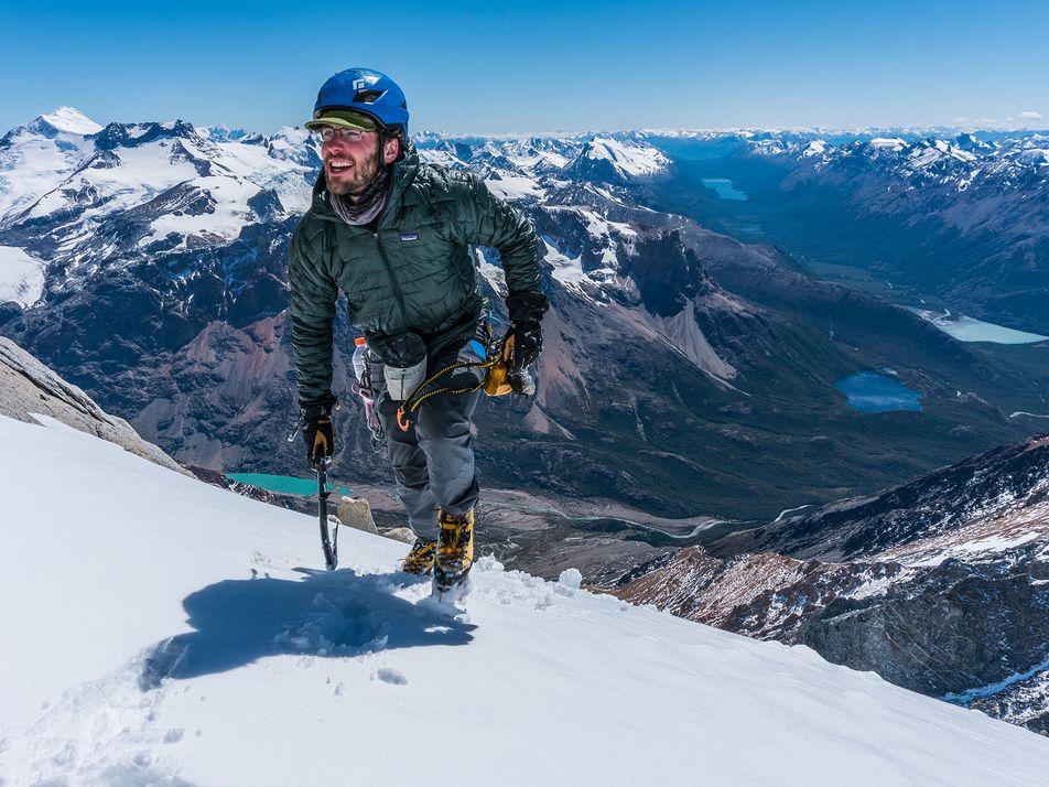 Exclusivo: Este Alpinista Fez o Maior Free Solo Do Ano (E Não É Alex Honnold)