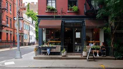 Um Dia Perfeito Para Um Escritor Em Manhattan