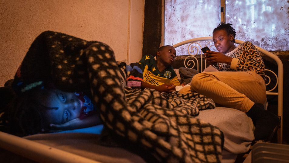 "Fotografias do Projeto ""Jamaika"""