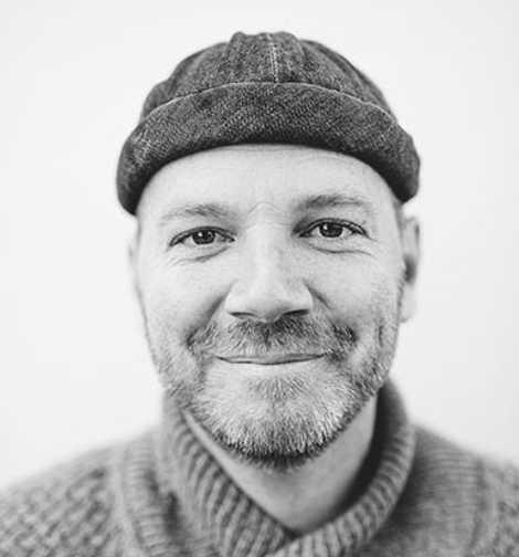 Justin Mott foi um dos oradores da edição de 2018 do National Geographic Exodus Aveiro Fest ...