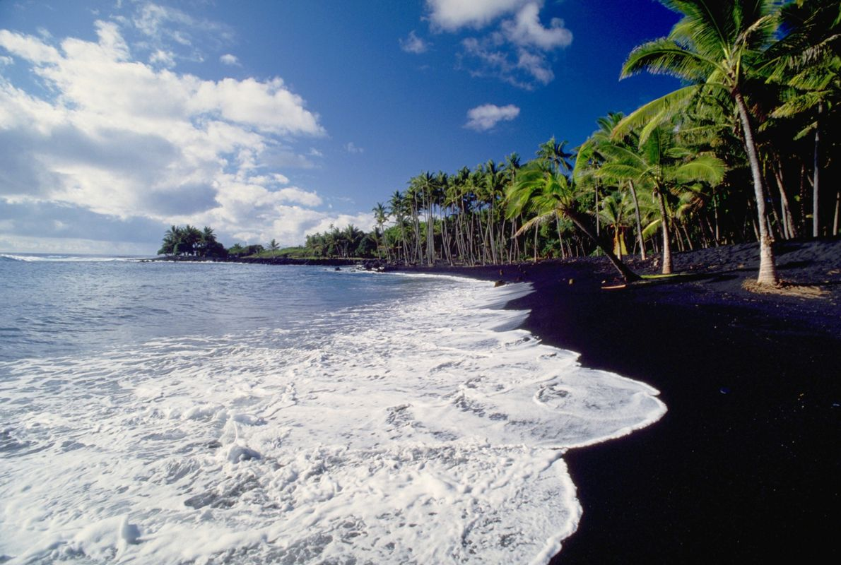 PRAIA DE KAIMU, HAVAI