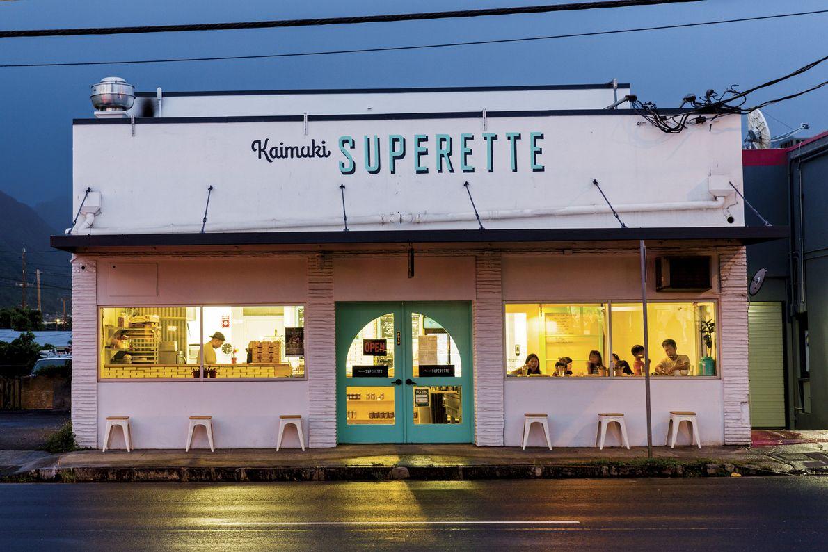 Kaimuki Superette