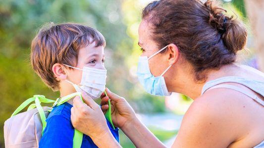 Sim, é Possível Fazer Com Que as Crianças Usem Máscara. Saiba Como.