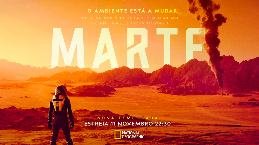 Série Marte