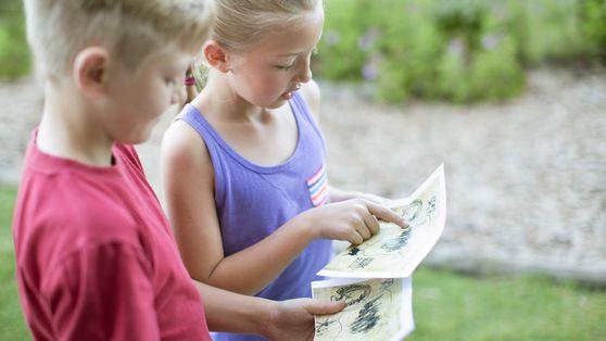 As Crianças Não Podem Explorar o Mundo Neste Momento – Mas Podem Mapeá-lo