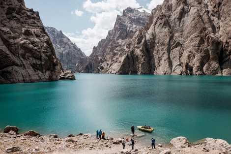 8 Lugares Selvagens e Belos no Quirguistão