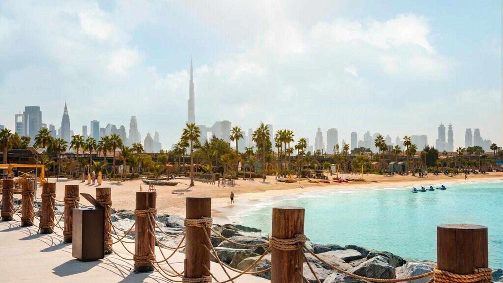 Praia do Dubai