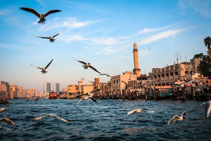 Dubai antigo