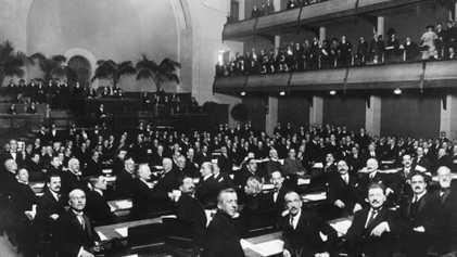 A Sociedade das Nações Estava Condenada à Nascença. Porquê?