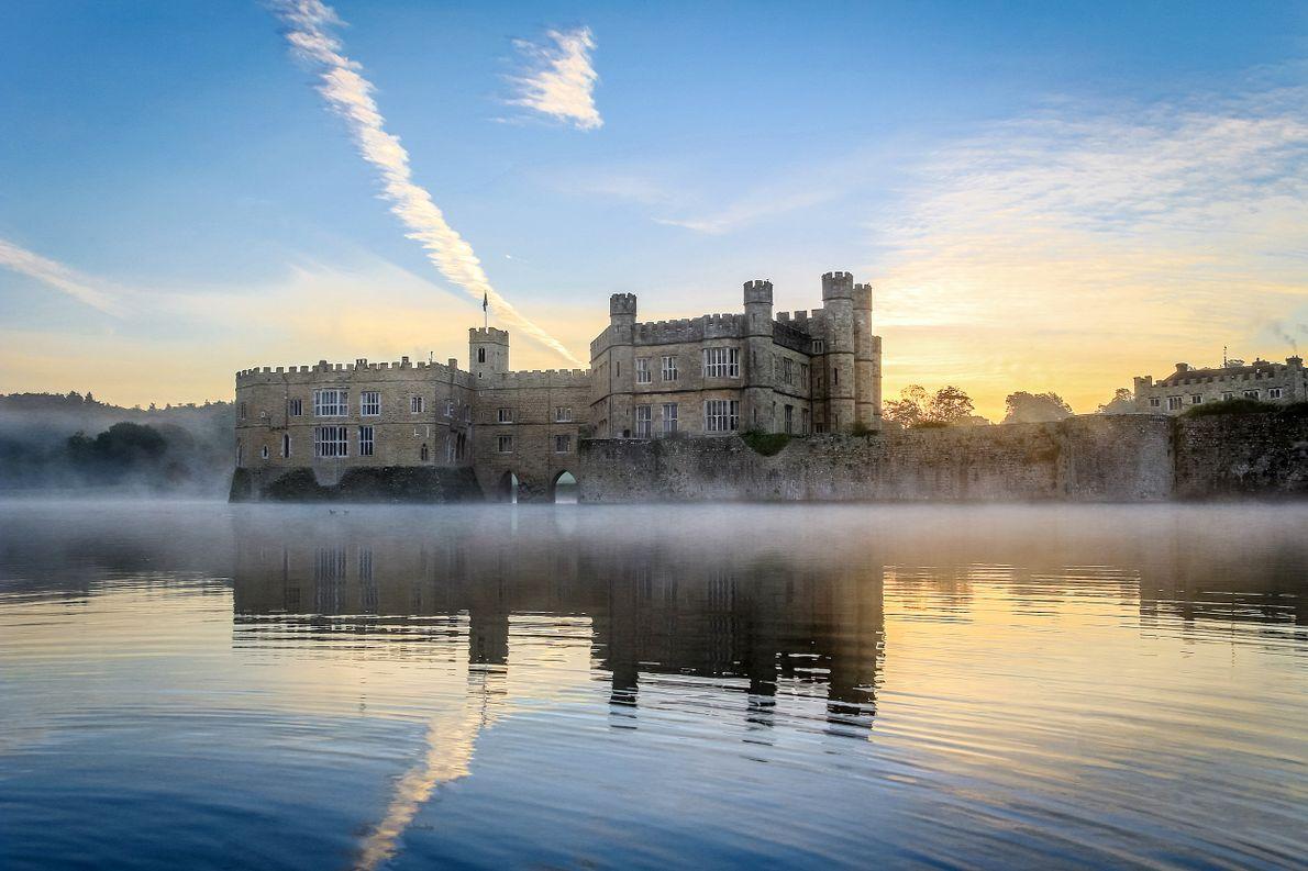 Castelo de Leeds, Kent, Reino Unido