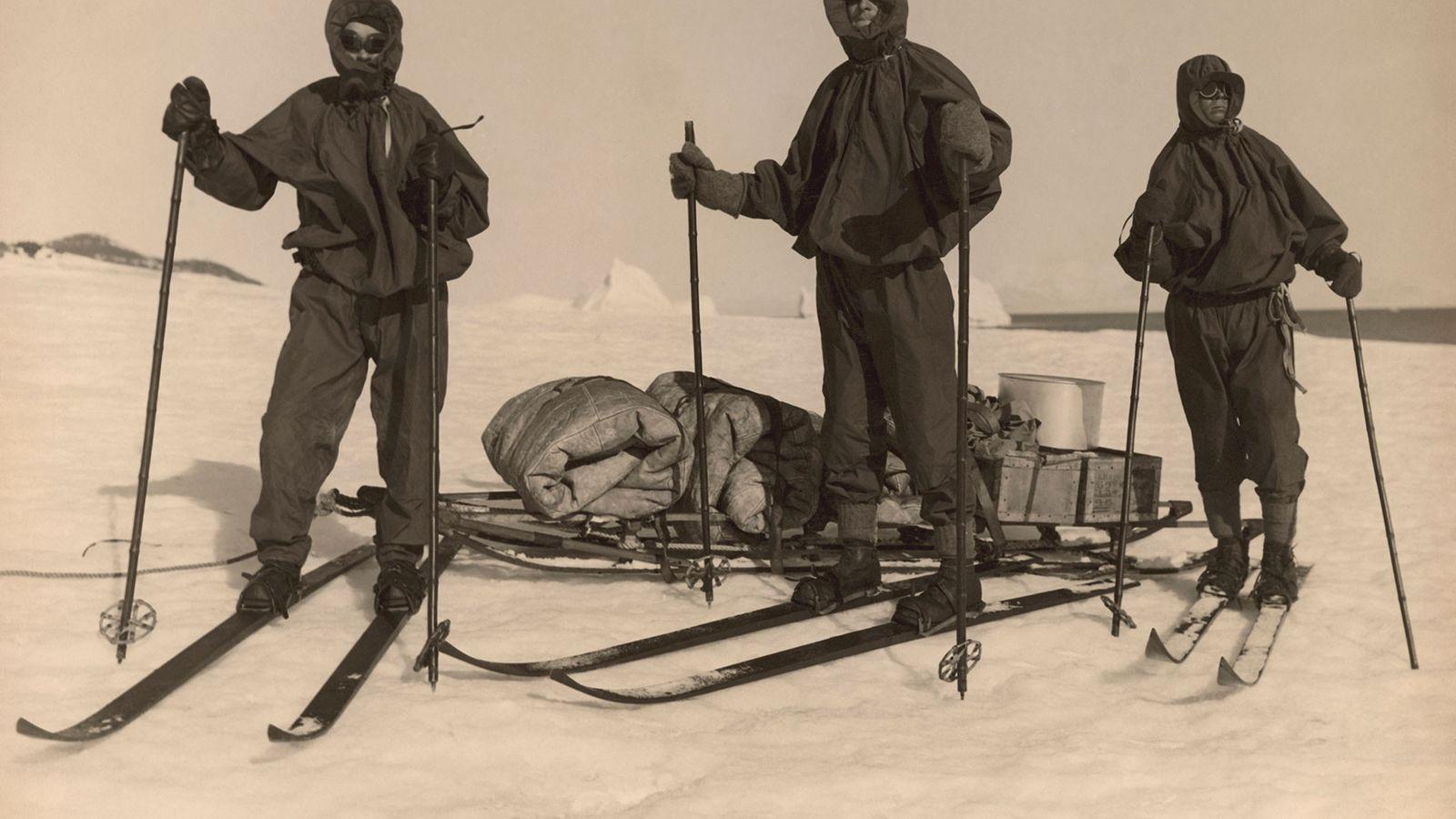 O Álbum de Fotografias das Grandes Expedições da National Geographic