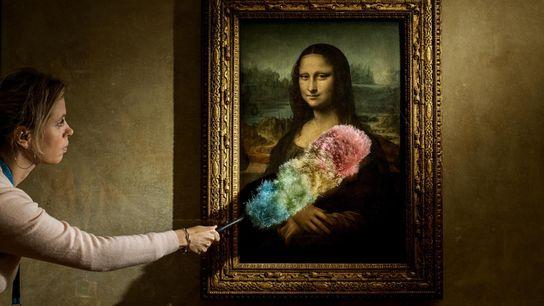 """""""Mona Lisa"""" de Leonardo da Vinci"""