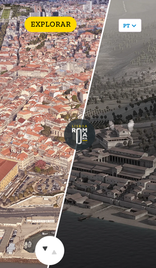 App Lisboa Romana