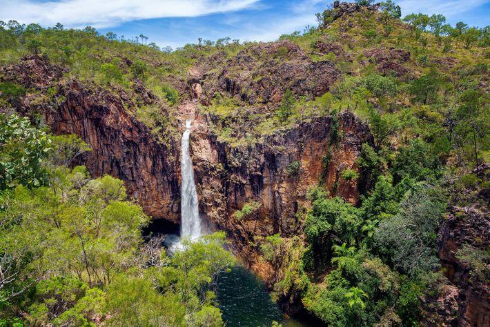Cascata de Tolmer, Austrália