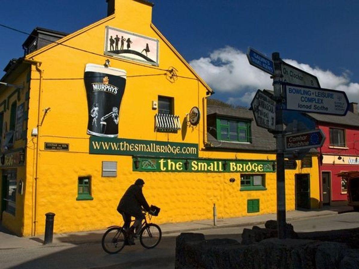 Pub Dingle Peninsula