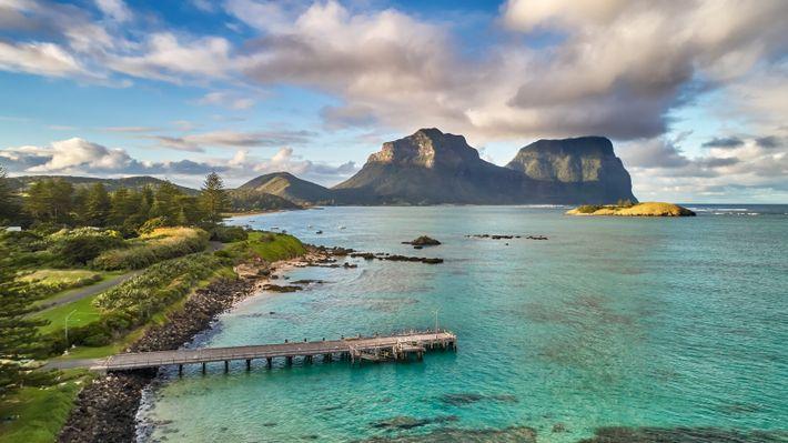 Ilha de Lord Howe, Austrália