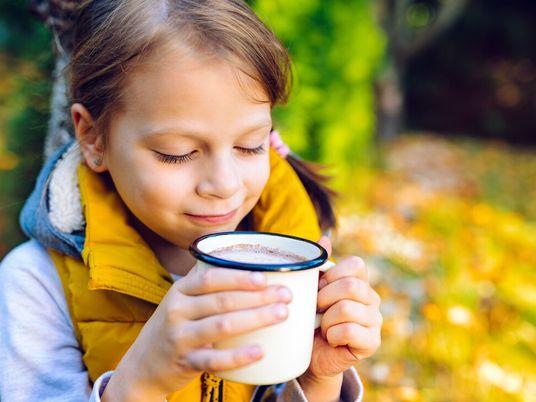 Ajude os Seus Filhos a Destressar com os Alimentos Certos