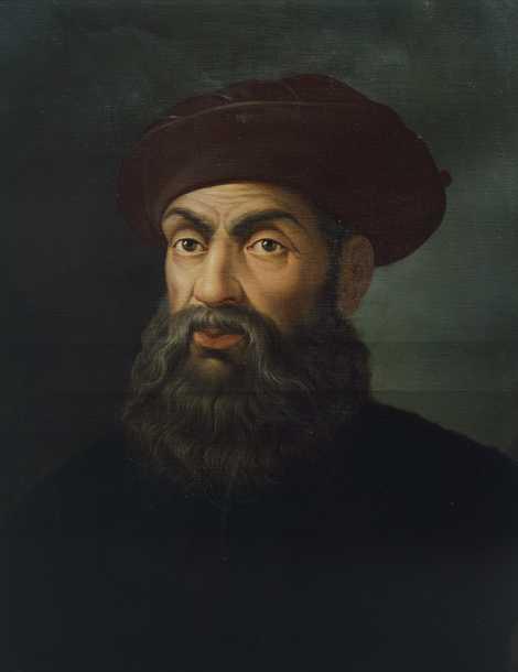Tal como tinha acontecido anteriormente com Cristóvão Colombo, também o navegador português se propôs chegar à ...