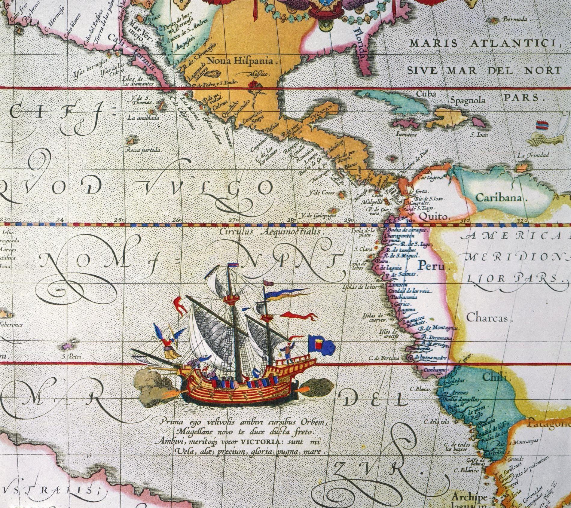Magalhães Foi o Primeiro a Circum-Navegar o Globo, Certo?