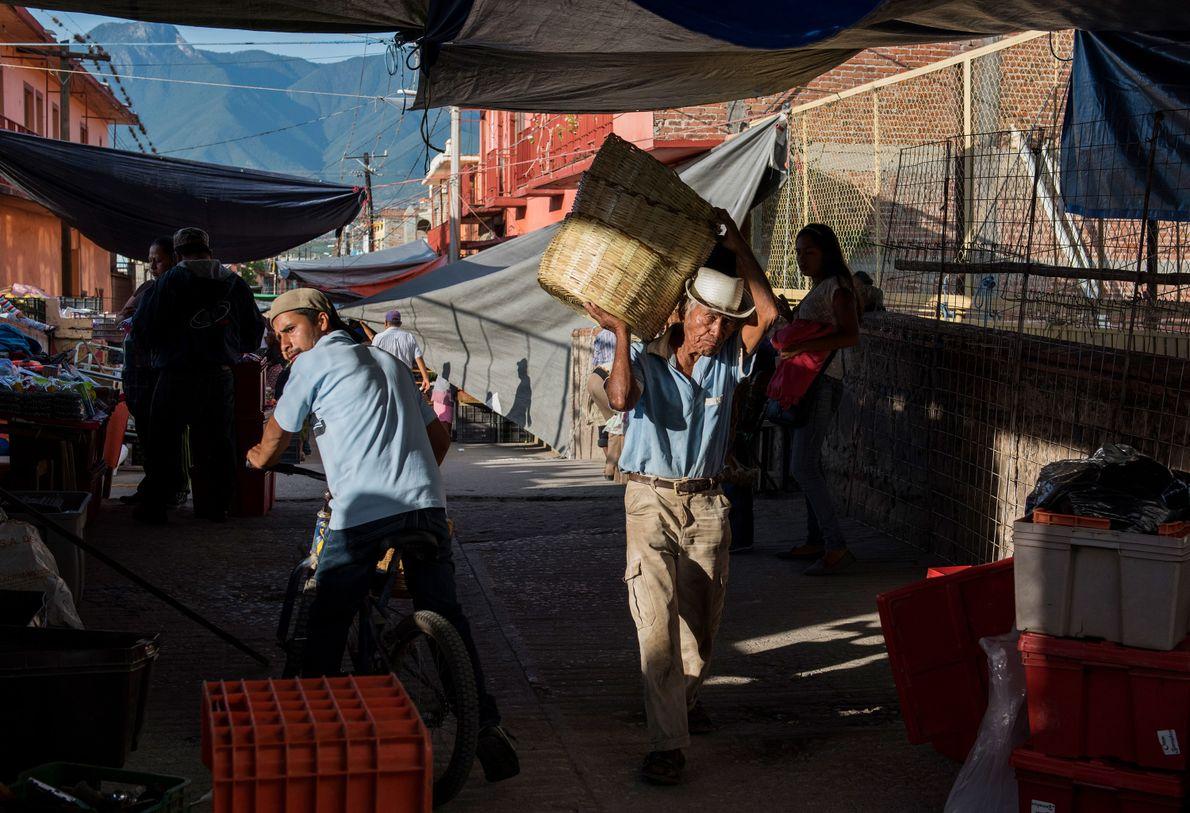 dia de mercado Tiacolula