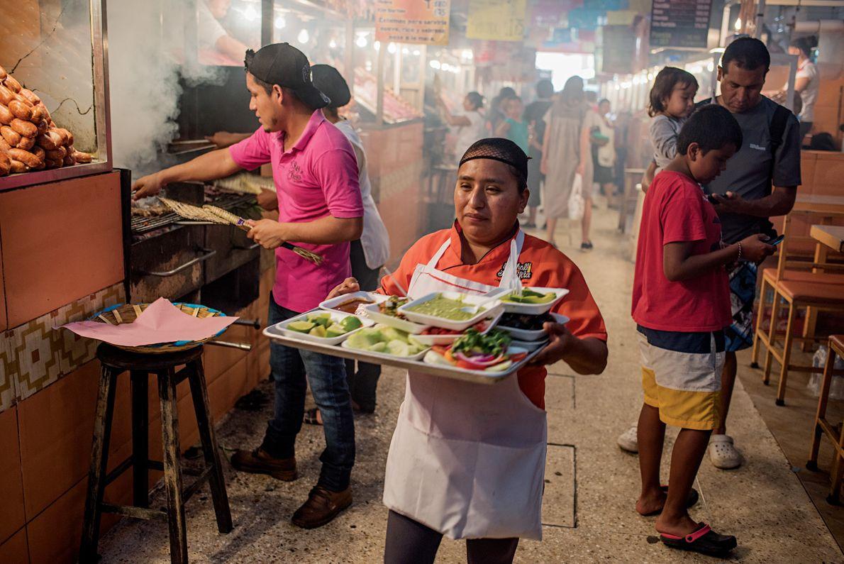 mercado Oaxaca