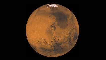 Guia familiar para observar Marte