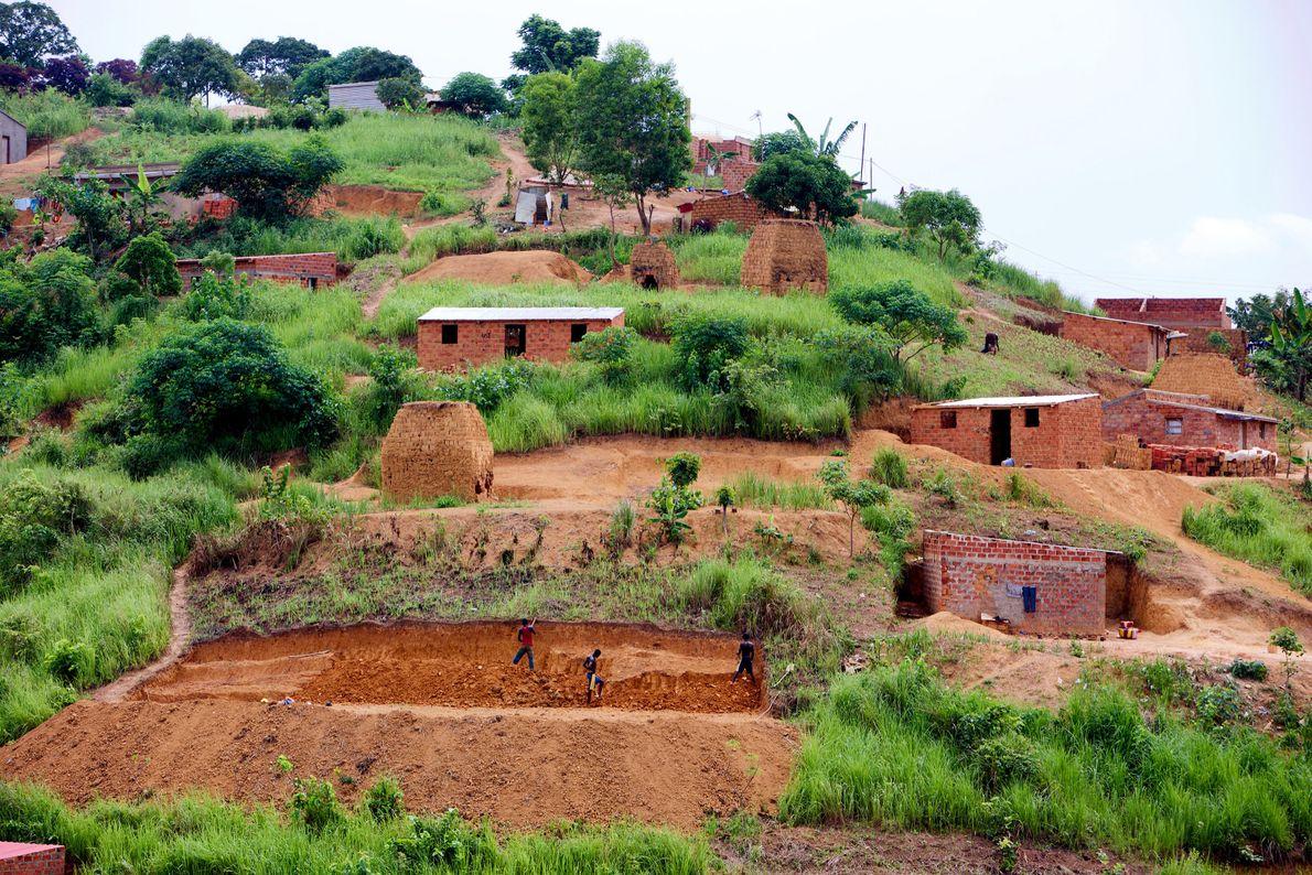 M'BANZA KONGO, ANGOLA, Património Mundial da UNESCO