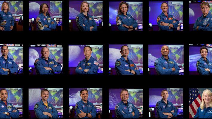 Conheça Três Astronautas que Vão Treinar Para Missões à Lua