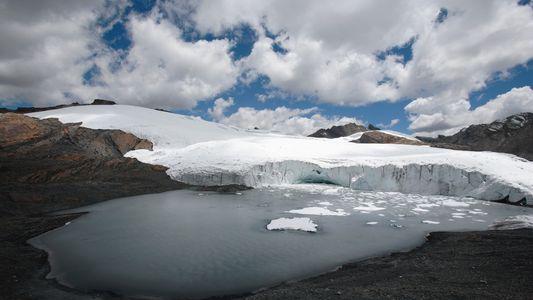 Degelo Glaciar Responsável Por um Terço da Subida do Nível do Mar