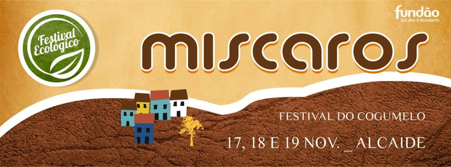 Imagem do cartaz de Os Míscaros: Festival do Cogumelo