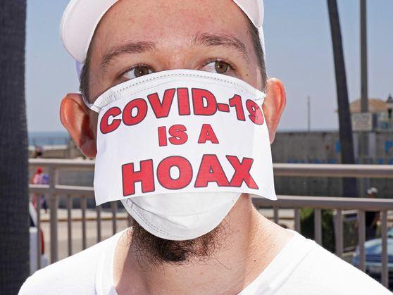 Um Guia Para Lidar com a Desinformação em Torno da COVID-19