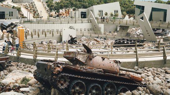 Memoriais dos Eventos mais Negros da História