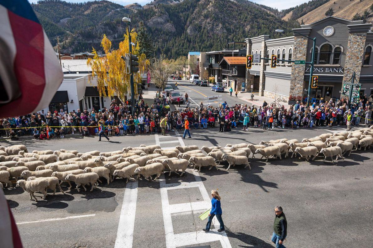 Cultura Basca em Idaho