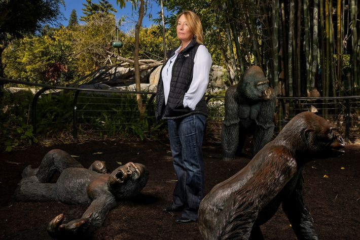 San Diego Zoo Nadine Lamberski