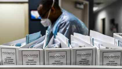A Moderna Pode Ter Uma Vantagem na Corrida à Vacina COVID-19: Refrigeração