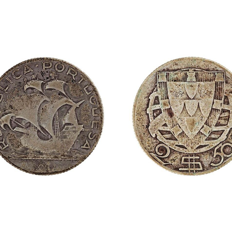 Moedas portuguesas valiosas: um tesouro que pode estar em sua casa