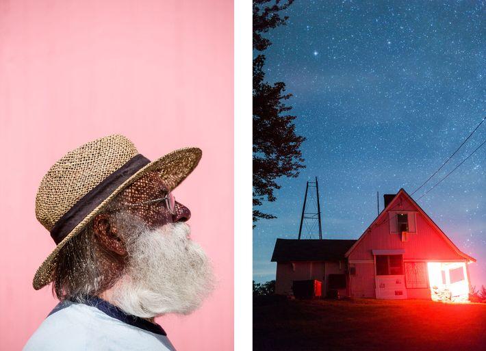 Kenneth Slater, engenheiro eletrotécnico reformado, é agora vice-presidente do festival Stellafane. O festival de astronomia acontece ...