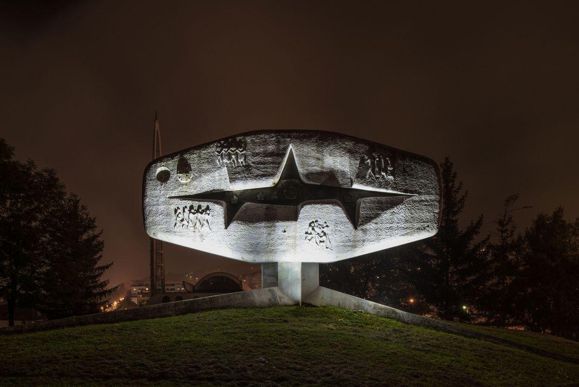 Relíquias Arrepiantes da Antiga Jugoslávia