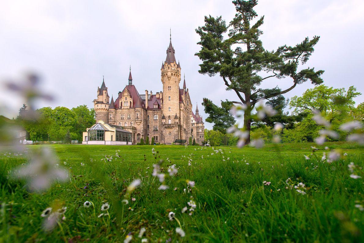 Castelo de Moszna, Polónia