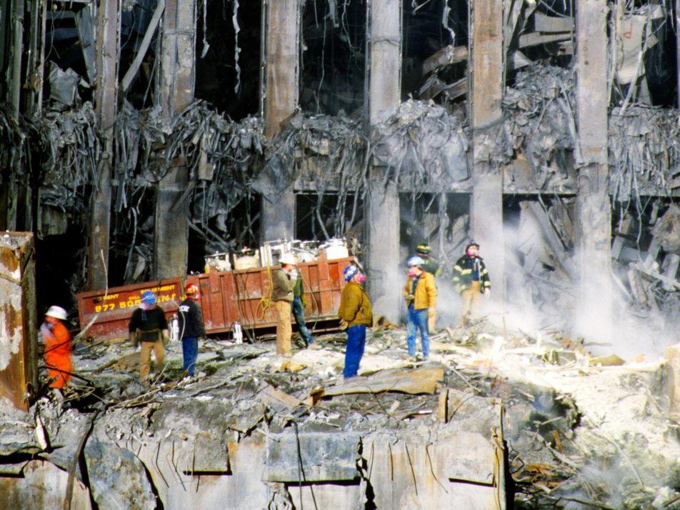 Os tesouros arqueológicos que sobreviveram ao 11 de setembro