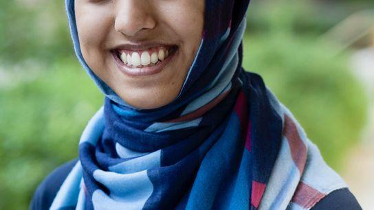 Munazza Alam, astrónoma e bolseira da National Geographic