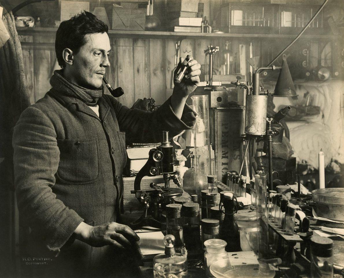 Antártida | 1911