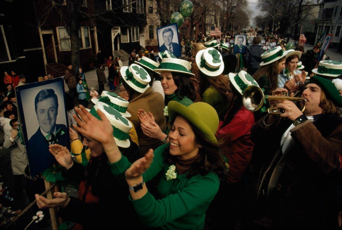 Desfile de St. Patrick