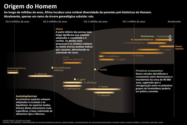 Origens Humanas
