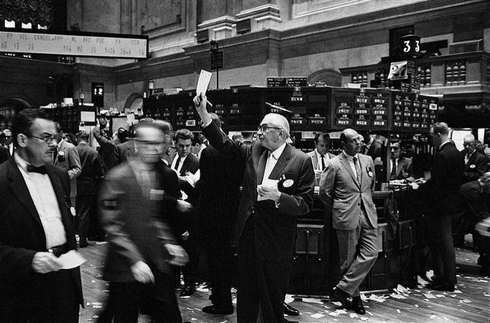 A Bolsa de Nova Iorque