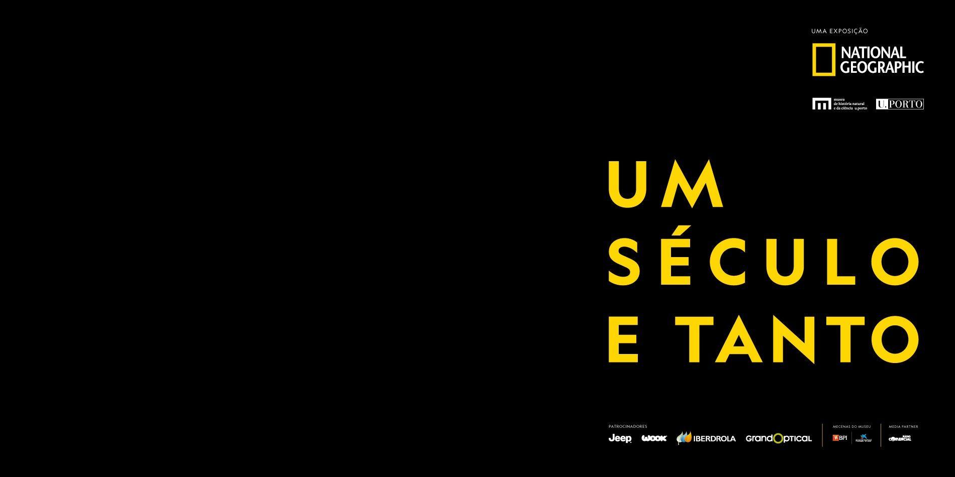 130 Anos da National Geographic em Exposição no Porto