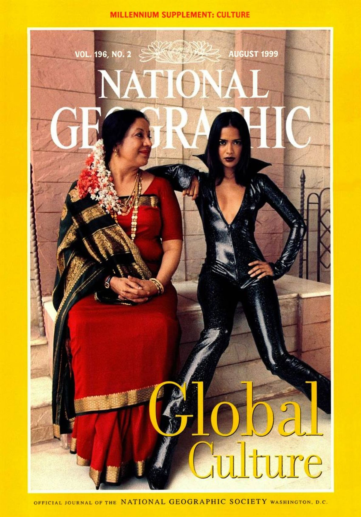 CAPA NG AGOSTO DE 1999 — CULTURA GLOBAL