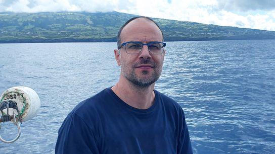Nuno Queiroz, um dos maiores especialistas portugueses no estudo e monitorização de tubarões.