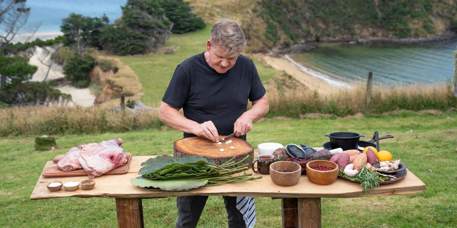 Gordon Ramsay Explora o Sul da Nova Zelândia