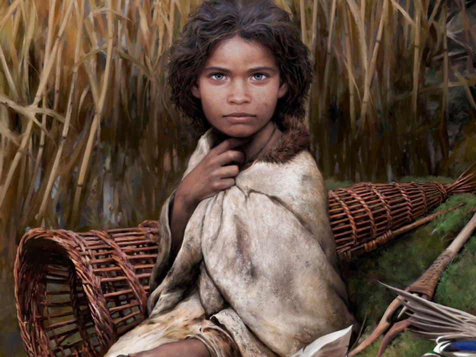 ADN de Pastilha Elástica da Idade da Pedra: Uma História Incrível